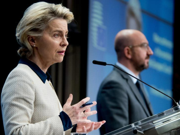 Top EU officials urge caution about lifting restrictions amid second wave of COVID-19