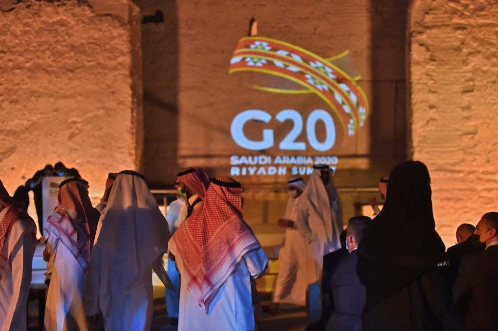 Xi attends G20 Riyadh Summit