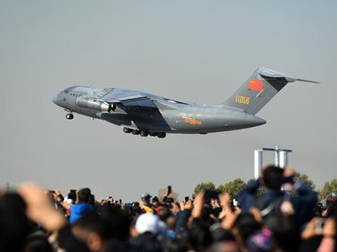 China's Y-20 strategic transport aircraft gets key indigenous engine: reports