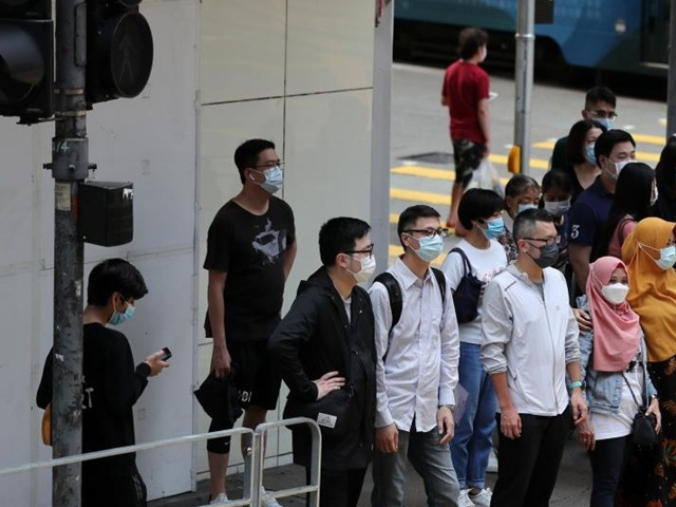 Hong Kong's daily COVID-19 infections hit 3-month high