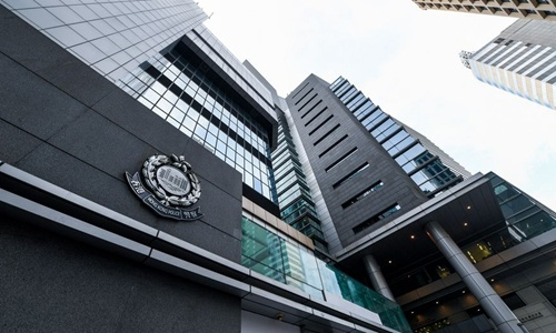 Two HK district councillors among three arrested over conspiracy to defraud in LegCo elections