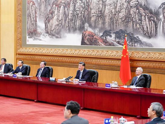 Xi addresses G20 Riyadh Summit