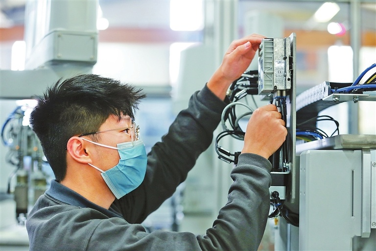 German firms double down on China investment