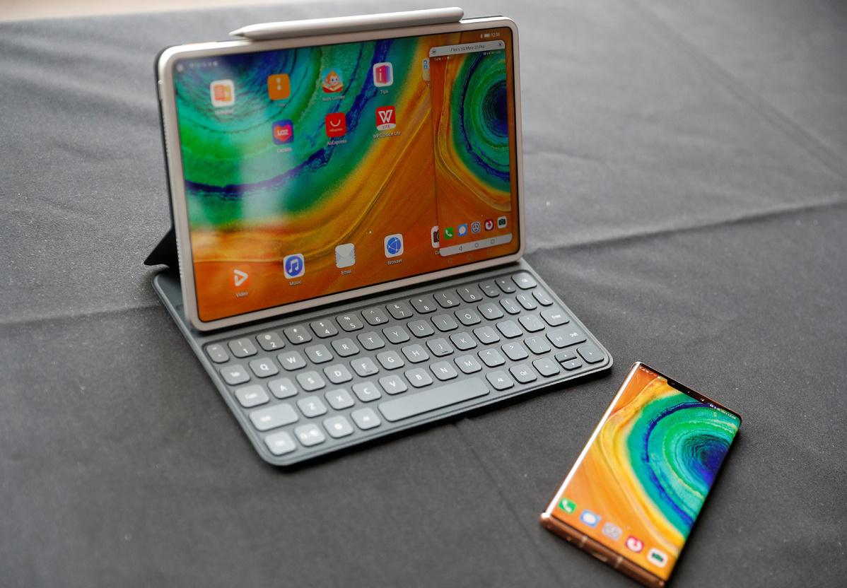 China's tablet shipments record highest growth since 2014