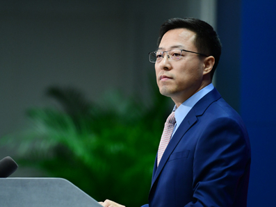 US withdrawal from Open Skies Treaty undermines military trust, transparency: MFA