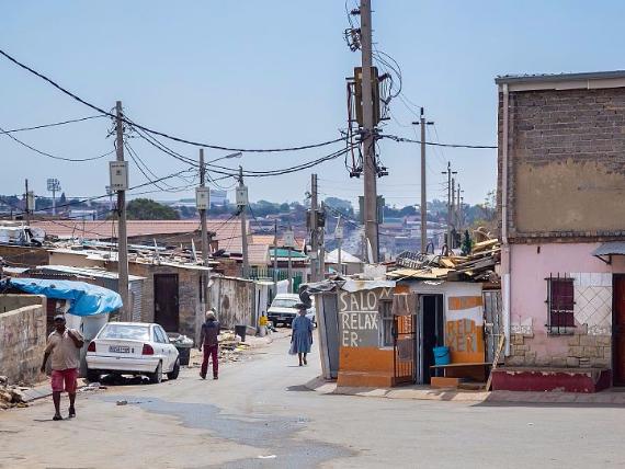Ramaphosa says pandemic hindered global efforts to eradicate poverty