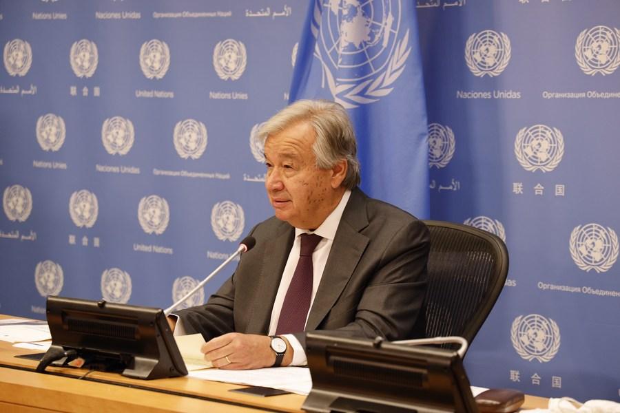 G20 leadership vital in defense against COVID-19: UN chief
