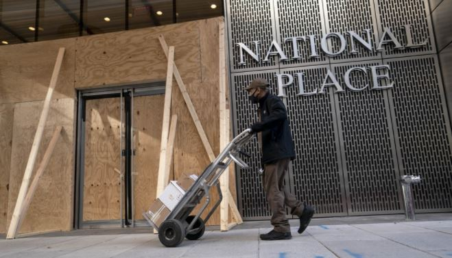 US economic growth outlook dims on pandemic waves, weaker stimulus