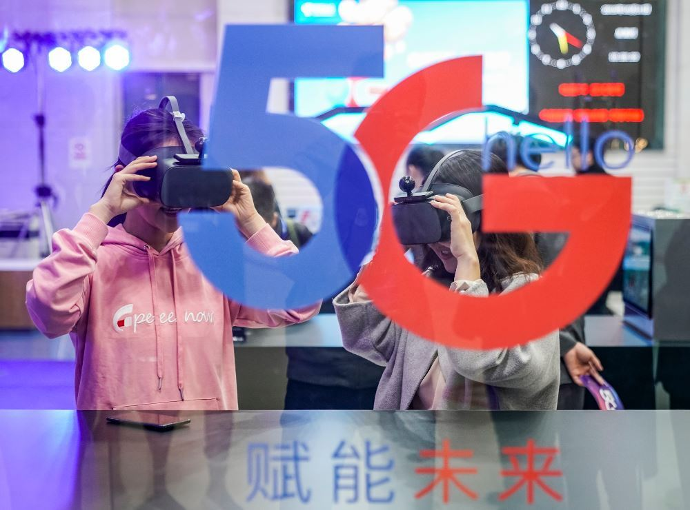 China's telecom sector reports steady revenue growth in Jan-Oct