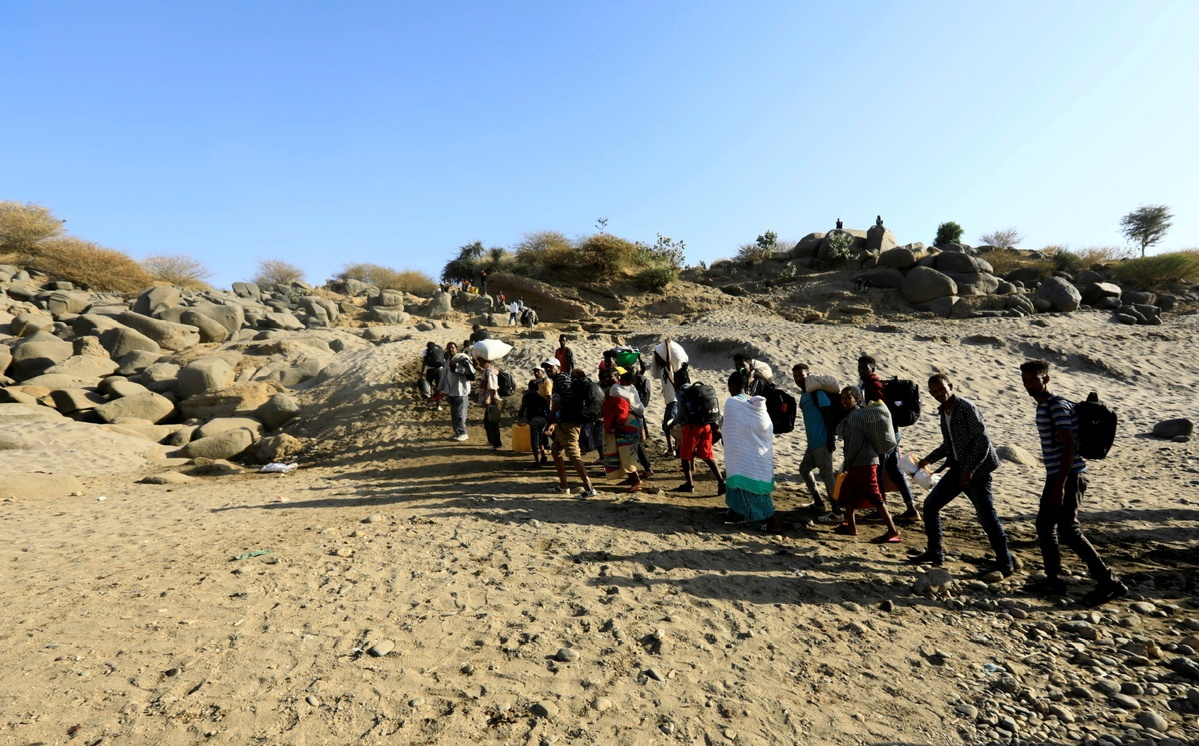 UN braces for flood of Tigray refugees