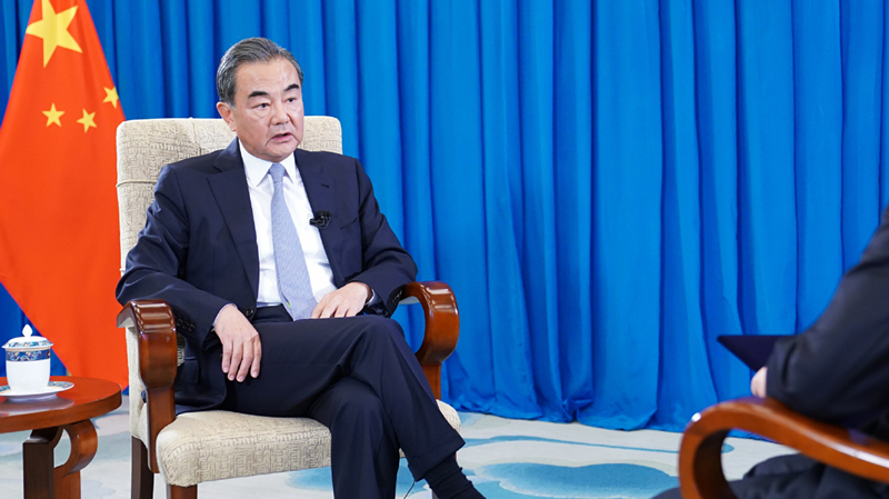 China's solutions to global challenges: state councilor