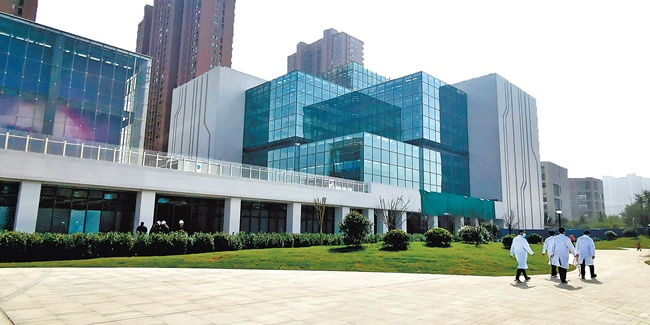 New Chinese supercomputing center passes official appraisal