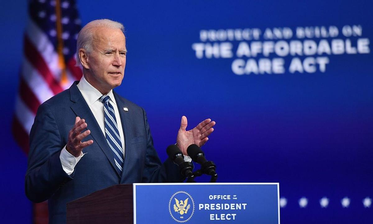 As US enters Biden era, China looks to restore ties