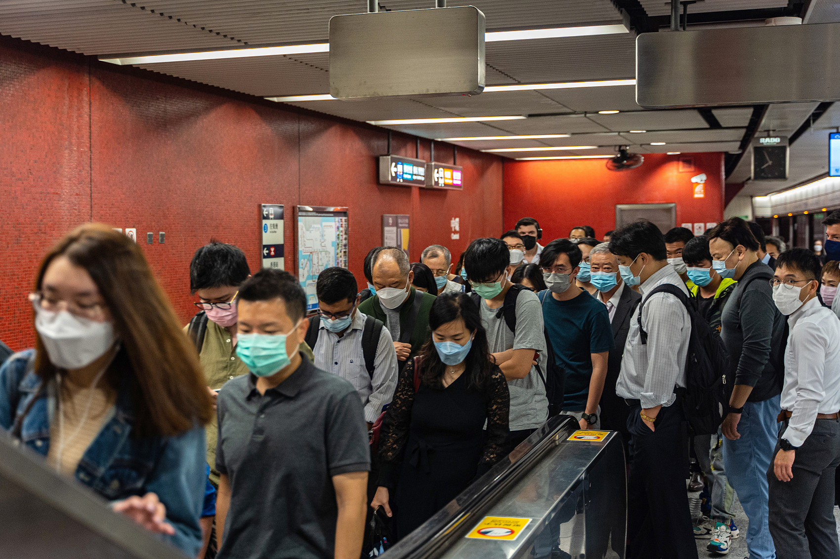Hong Kong tightens social distancing measures with 80 new COVID-19 cases recorded