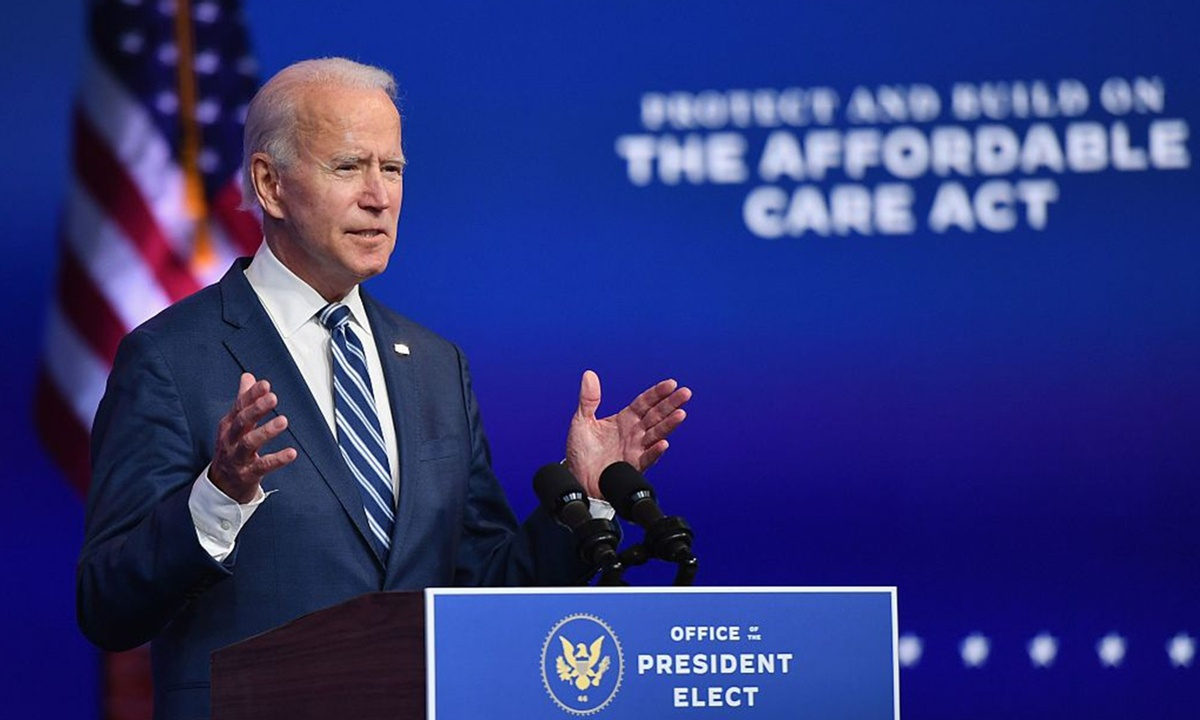 Biden faces litmus test to truly respect multilateralism