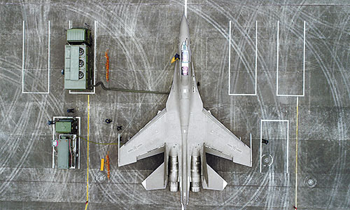 PLA Western Theater Command commissions more J-16 fighter jets: reports