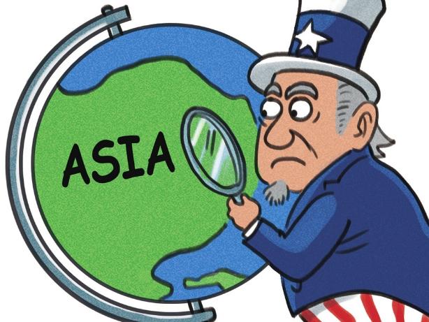 Can enfeebled Washington still dominate Asia's configuration?