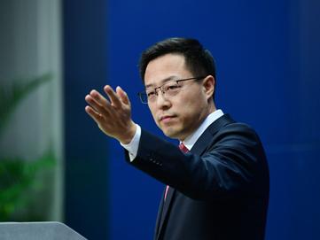 China slams UK over interfering in its internal affairs on Hong Kong affairs: MFA