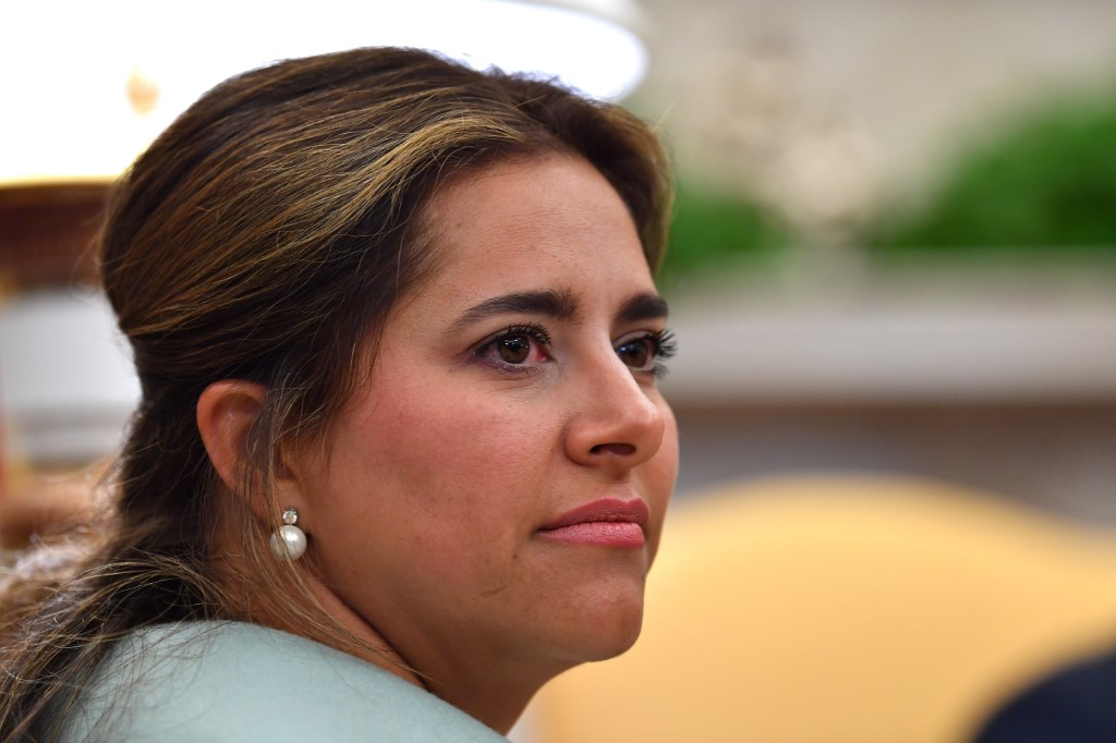 Colombia's first lady tests positive for COVID-19