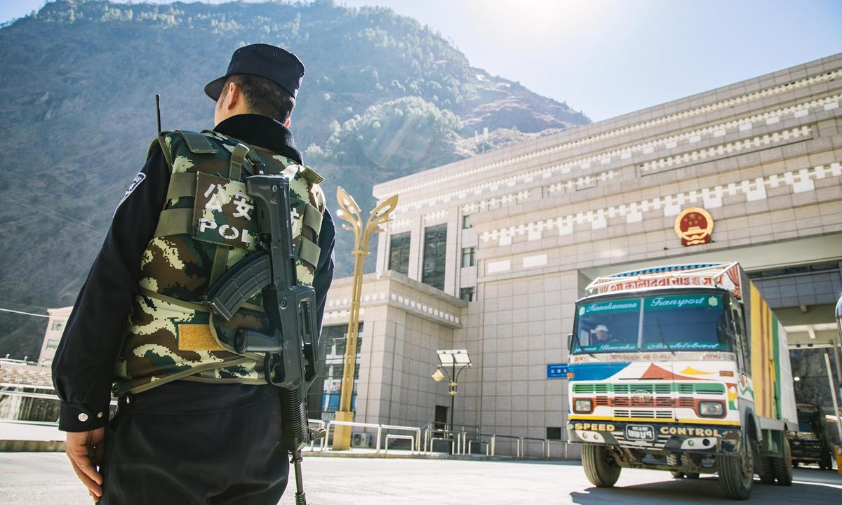 China-Nepal, China-Bhutan border disputes rumors 'stoked by India forces'