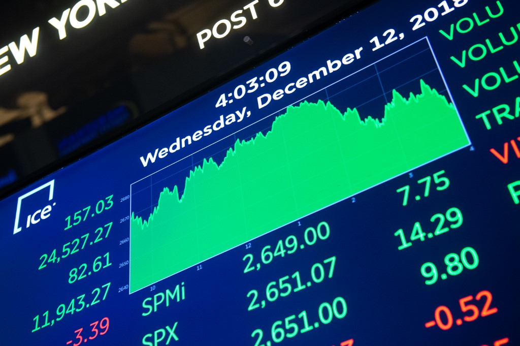 Dow tops 30,000 for 1st time as market rally extends