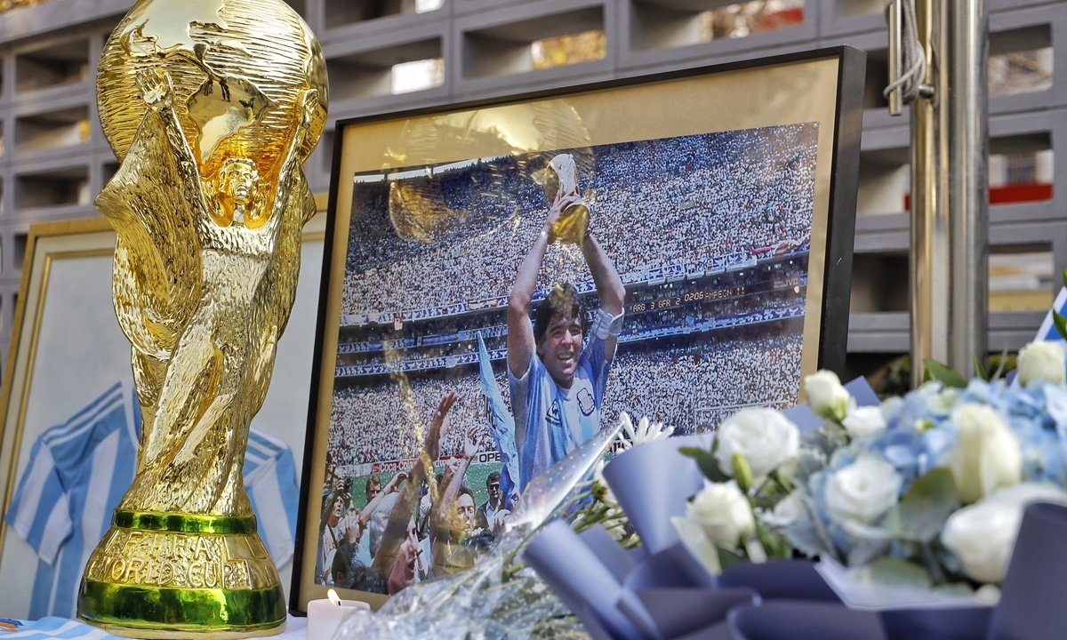 Tributes pour in for Maradona: legend enlightened Chinese fans as legacy remains on Earth