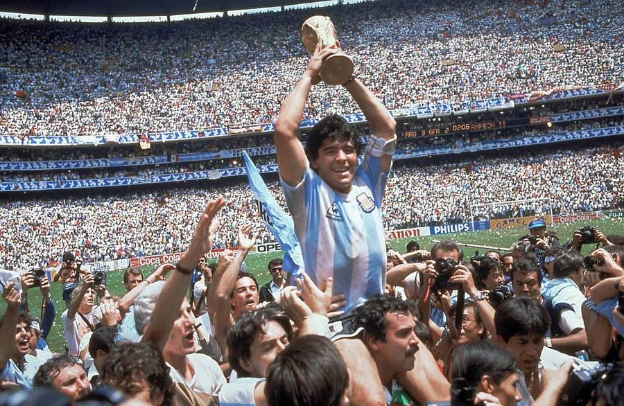 Argentine football legend Diego Maradona dies