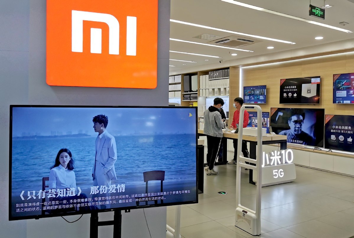 Xiaomi revenue increases by 34.5% in third quarter