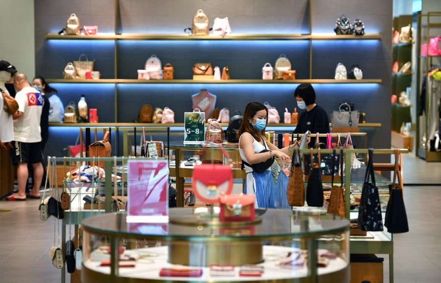 China's social consumption poised for strong rebound in 2021