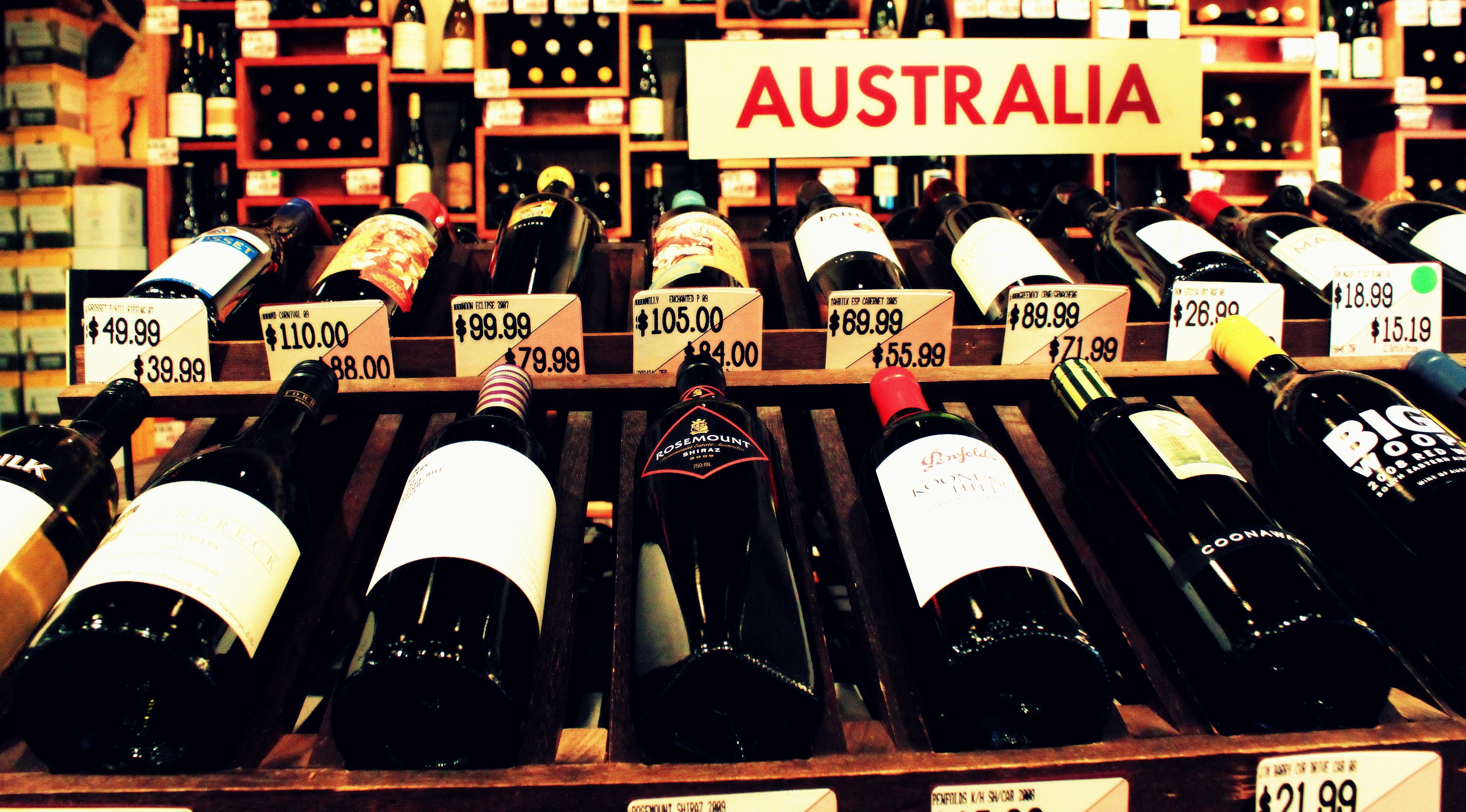 China to impose anti-dumping measures on Australian wine