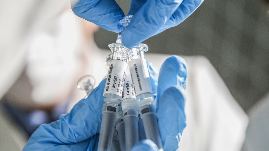 Namibia signs up for global vaccine scheme COVAX