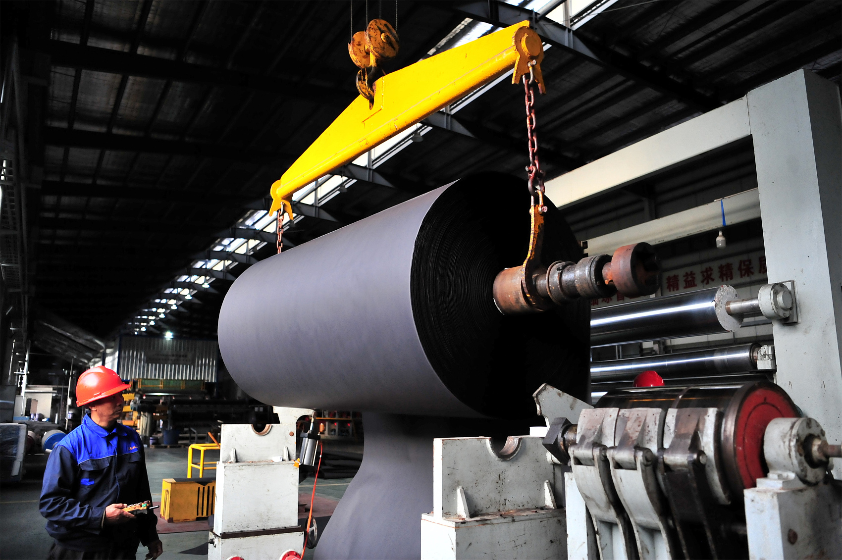 China's industrial profits up 28.2 pct in October