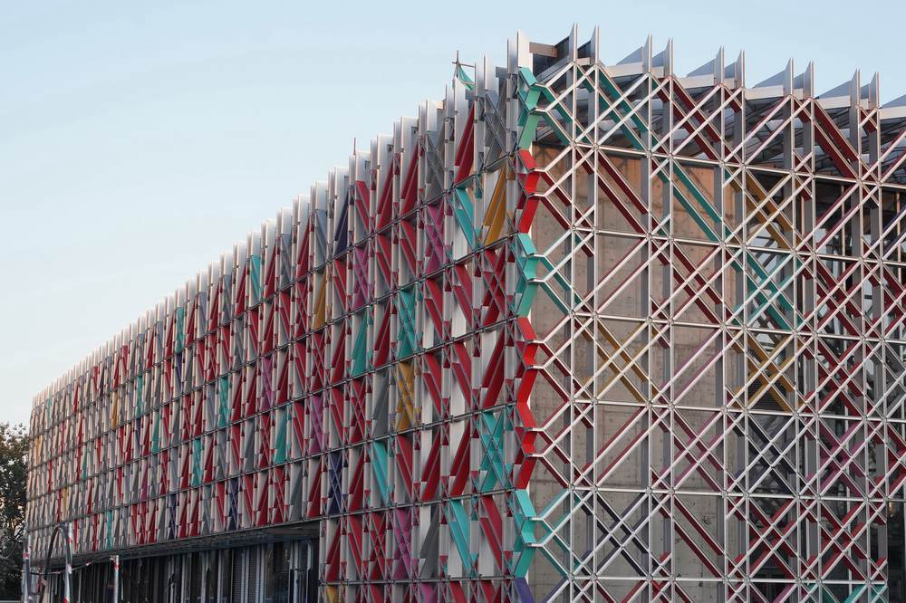 Wukesong Sports Center for 2022 Beijing Winter Olympics completed