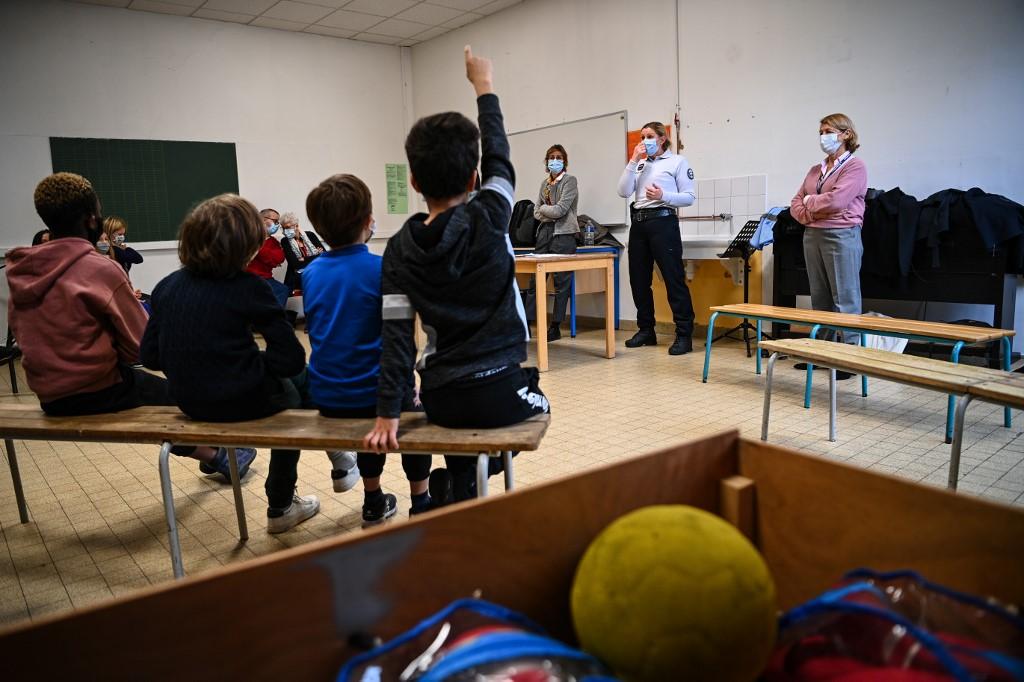France's coronavirus data improve as gradual lockdown exit due to start