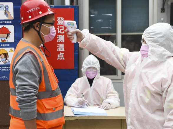 Chinese mainland reports 6 new confirmed COVID-19 cases, all imported