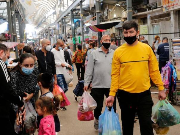 Israel eases full lockdown on Friday