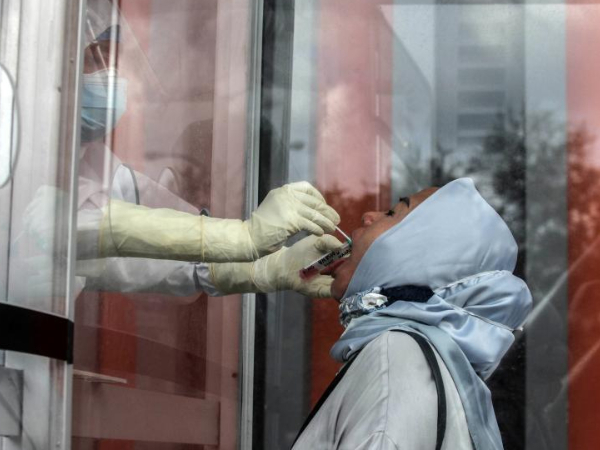 Indonesia reports 5,418 new COVID-19 cases, 125 new deaths