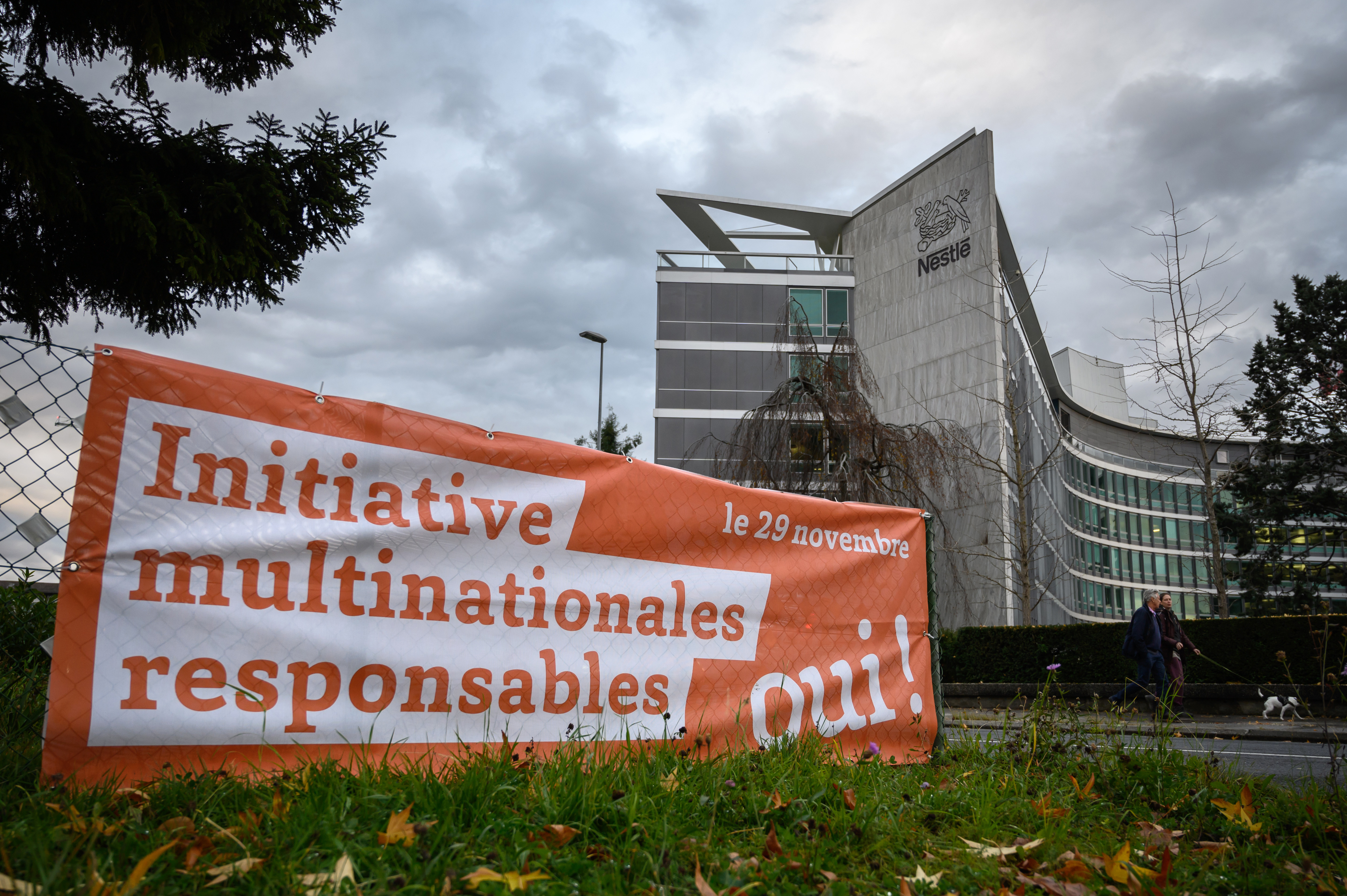 Swiss to vote on multinationals' liability for global abuses