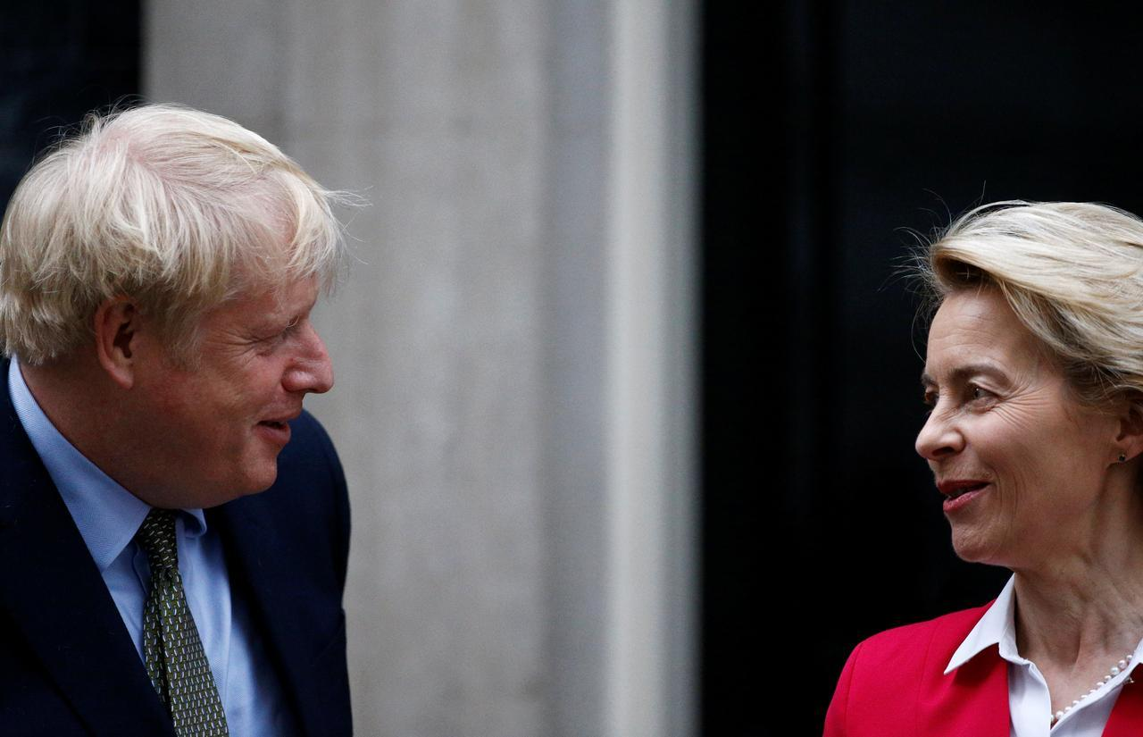 Brexit negotiations restart in person as clock ticks down