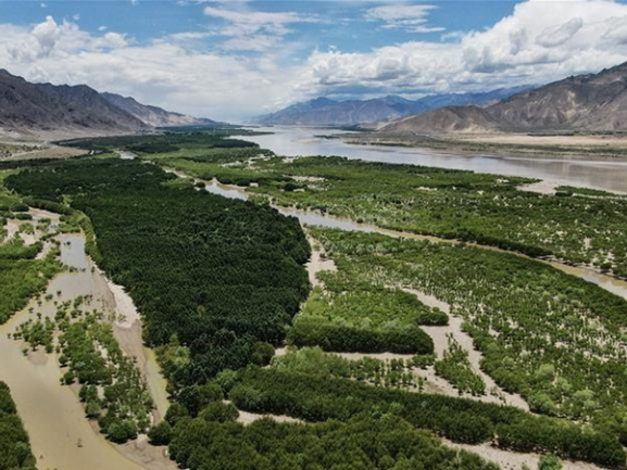 China to build historic Yarlung Zangbo River hydropower project in Tibet