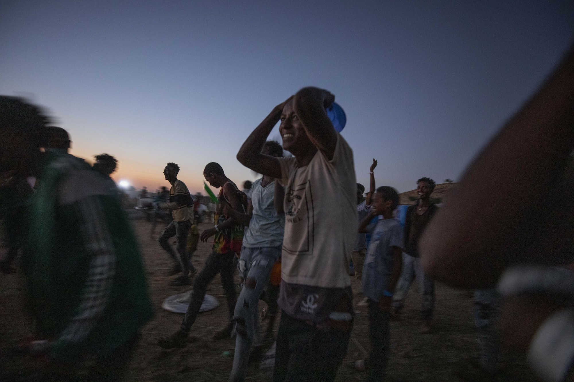 US reports several explosions heard in Eritrea's capital
