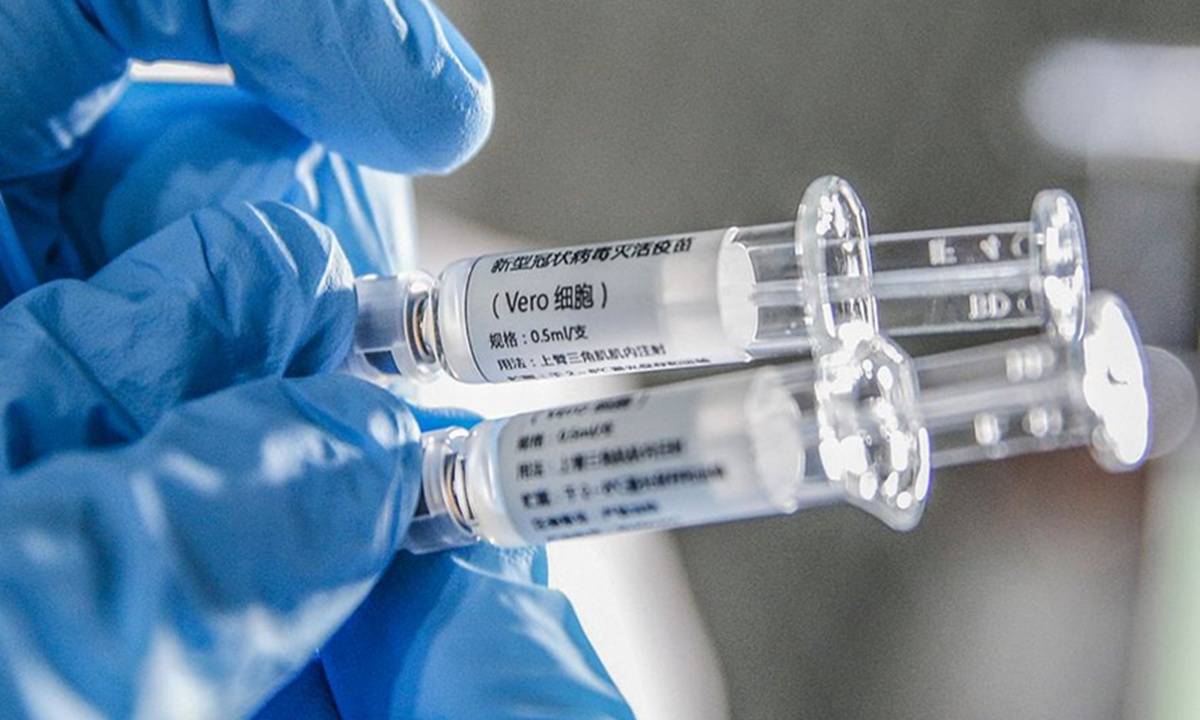 ASEAN diplomats acclaim Chinese vaccines