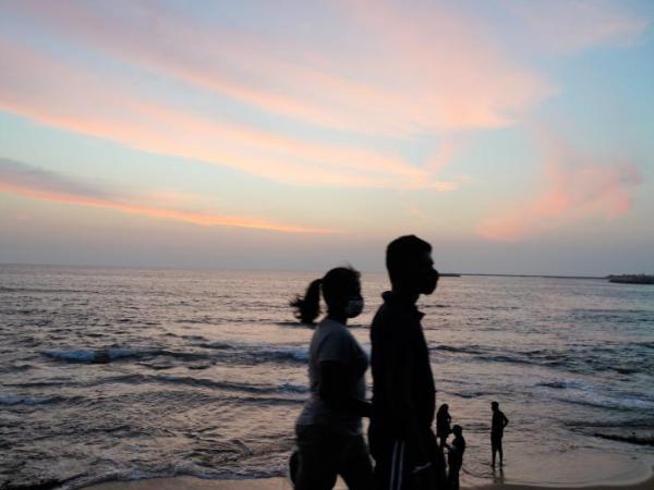 People's daily life in Colombo, Sri Lanka
