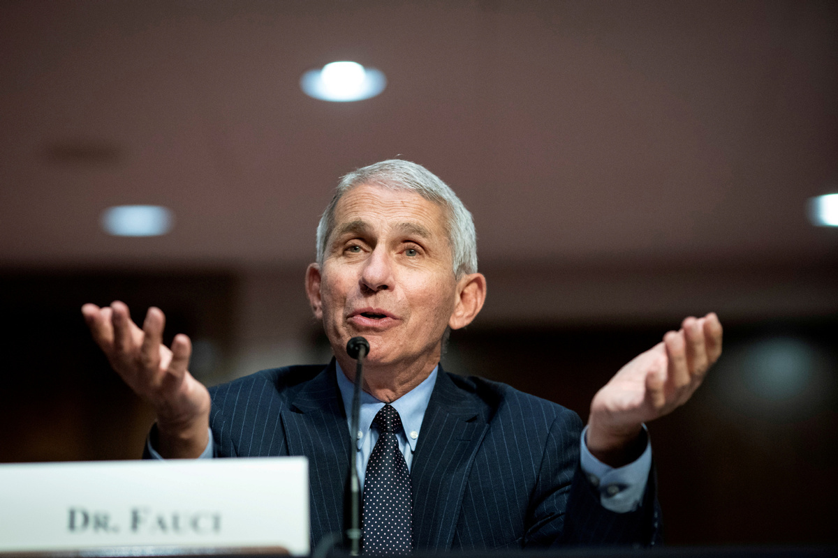 Fauci warns of 'surge upon a surge' of US COVID-19 cases in weeks ahead