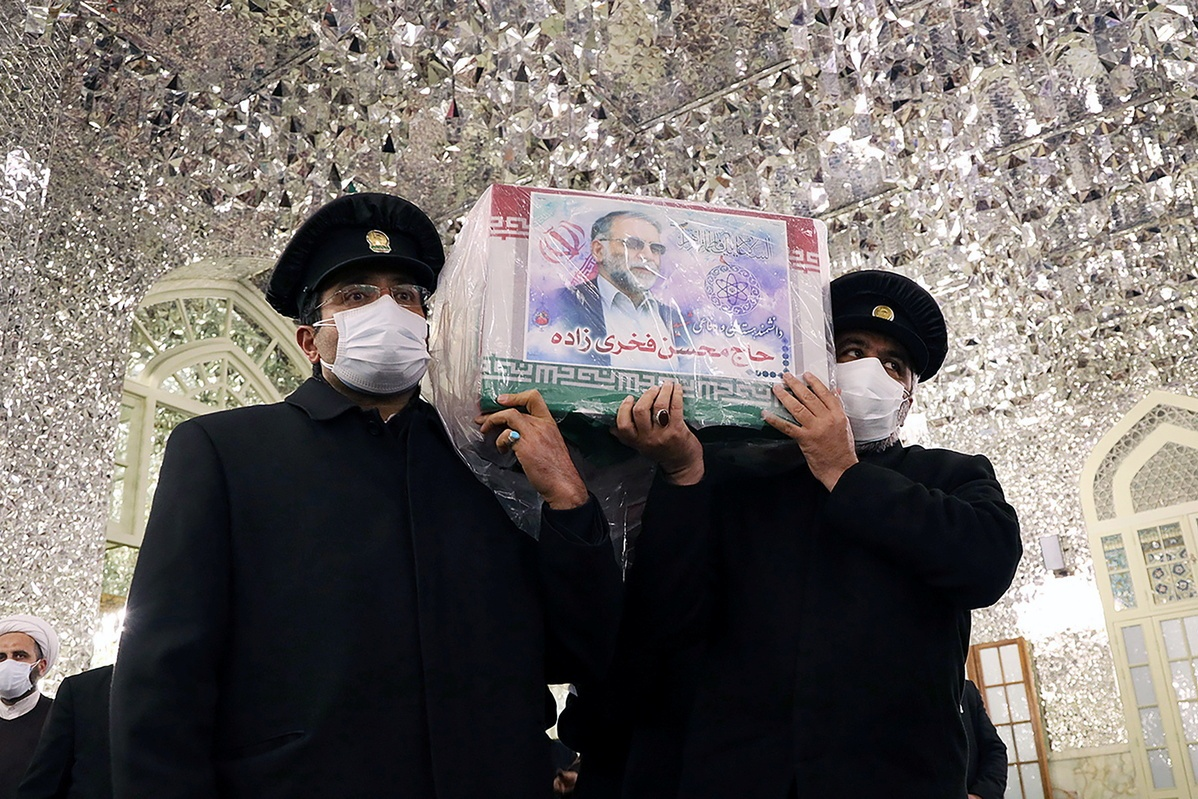 Iran vows that assassins will pay the price