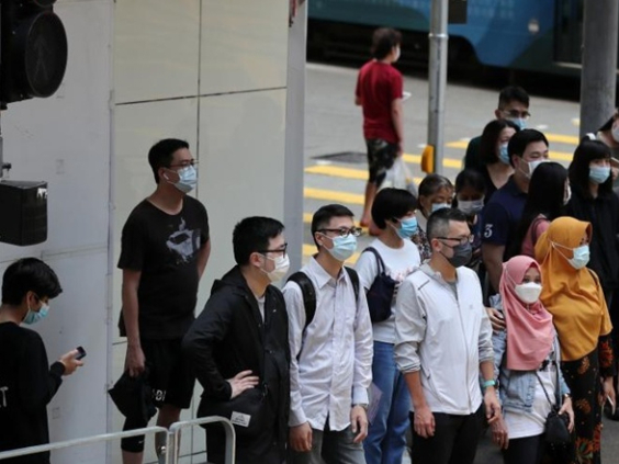 HK urged to conduct city-wide mass testing as daily infections rise