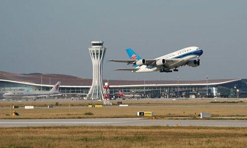 Direct flight links China's Wuhan, Pakistan's Islamabad