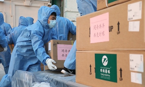 8 residents test positive in second-round COVID-19 tests in north China's Manzhouli