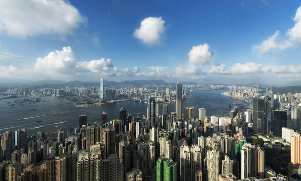 How far is Hong Kong's economy from a recovery?