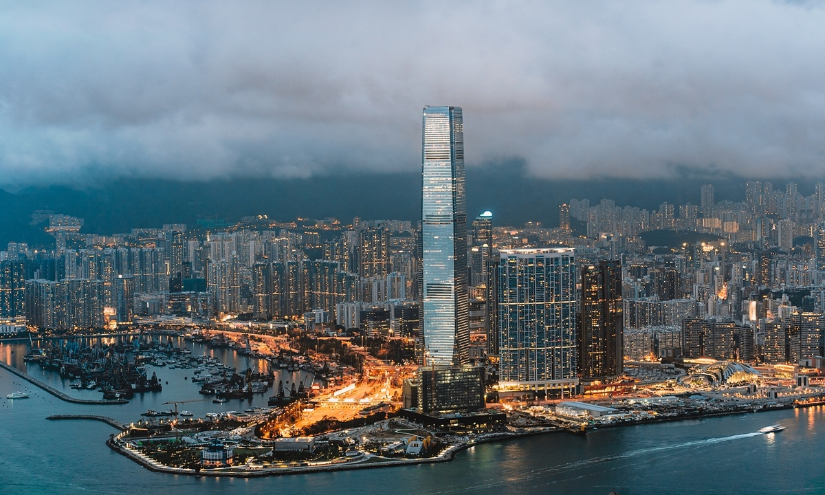 Hong Kong holds online forum on B&R opportunities, economic recovery